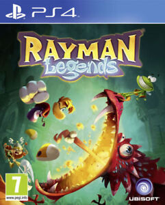 rayman legend trials fusion comme neuf