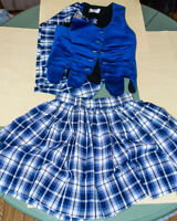 Highland Dance Outfit for 10-12 year old girl used in Lilt dance