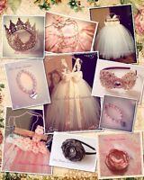 Flower Girl Dresses & more