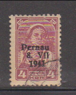 Estonia. 4k Pernau II variety type V used (5005)