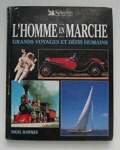 « L'HOMME  en  MARCHE »
