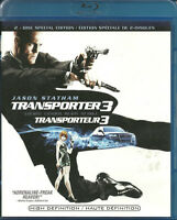 Transporter 3: 2 Disc Special Edition (Blu-ray)
