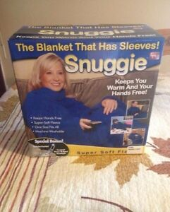 New In Box -Snuggie