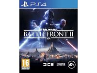 Starwars Battlefront II - brand new and sealed