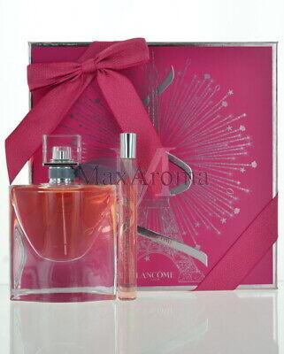 Lancome La Vie Est Belle Gift Set L'eau De Parfum  1.7 Oz 50 Ml Spray and L'e... (Belle Gift Set)