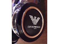 Boxed Limited Edition Genuine Emporio Armani Headphones Can Deliver