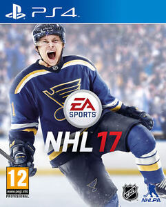 NHL 17 PS4 - PLAYED ONCE
