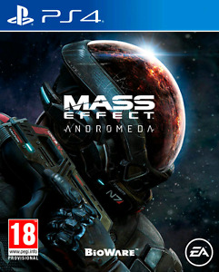 Mass Effect Andromeda PS4 - UNOPENED