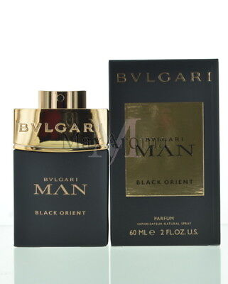 Bvlgari Black Spray - Bvlgari Man Black Orient Cologne For Men Parfum 2 Oz 60 Ml Spray