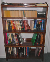 Solid Hardwood Bookcase