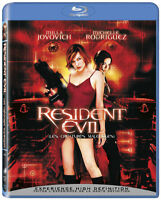 Resident Evil collection blu ray