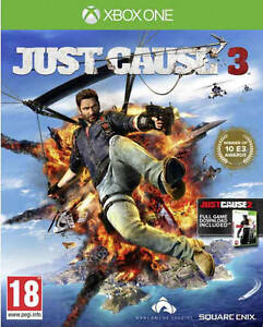 Just Cause 3 Xbox One London Ontario image 1
