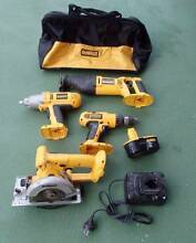 DeWALT 18V CORDLESS POWER TOOL KIT Hope Valley Tea Tree Gully Area Preview