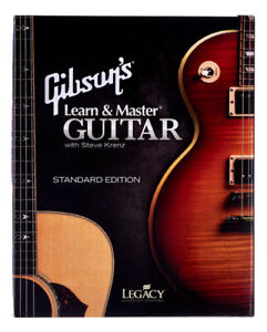 Gibson's Learn & Master Guitar DVD