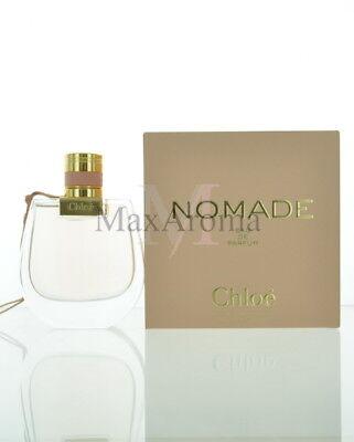 Chloe Nomade Perfume For Women  Eau De Parfum 2.5 Oz 75 Ml Spray