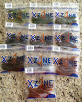 XZone Lures - Slammers - BLOWOUT