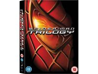 Spiderman Trilogy DVD Box Set BRAND NEW AND UNOPENED