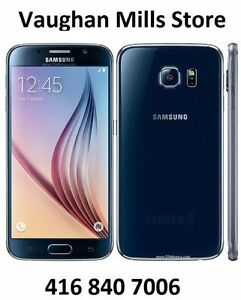 BRAND NEW UNLOCKED S6 32GB + COMES WITH FULL SAMSUNG WARRANTY