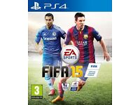 FIFA 15 PS4 GAME - LIKE NEW