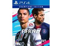 Fifa 19 Champions Edition PS4 BRAND NEW