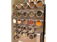 Magnetic Storage Container