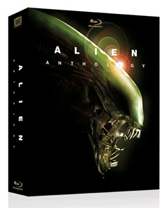 ALIEN ANTHOLOGY BLU-RAY COLLECTION
