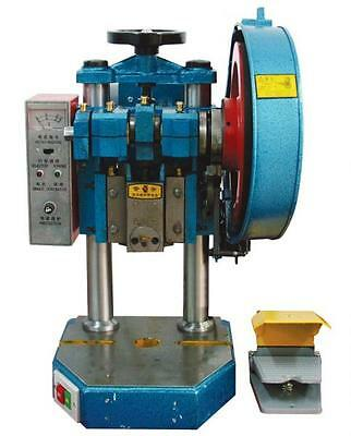 Punch Press 3 Ton 220single Phase Brand New Free Shipping.