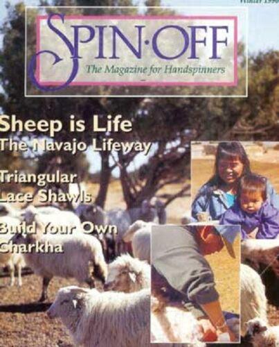 Spin-off magazine winter 1996: CIGAR-BOX CHARKHA, gloves
