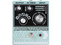 Death By Audio Apocalypse - Fuzz