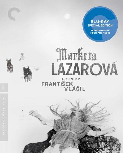 CRITERION COLLECTION: MARKETA LAZAROVA - BLU RAY - Region A - Sealed