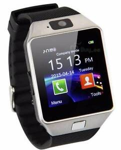 Smart Watch Phone Bluetooth Camera Calls Smartwatch 4 ALL PHONES Parramatta Parramatta Area Preview