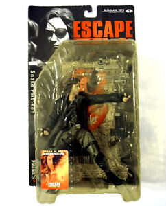 RARE SNAKE PLISSKEN - ESCAPE FROM LA, McFARLANE MOVIE MANIACS