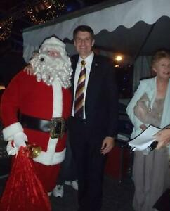SANTA Hire Brisbane, Gold Coast Brisbane City Brisbane North West Preview