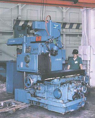 320-18 Cincinnati-milacron Vercipower Bed-type Horizontal Mill - 26675