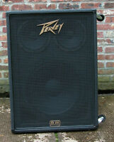 Peavey 1516 Bass cab for sale.  Beast!