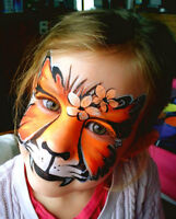 Montreal Face Painting