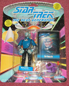 Star Trek: The Next Generation - Benzite - in original package