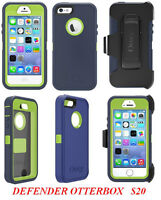 IPHONE 5 /  IPHONE 5S  DEFENDER & COMMUTER OTTERBOX 15$