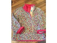 Joules button up top