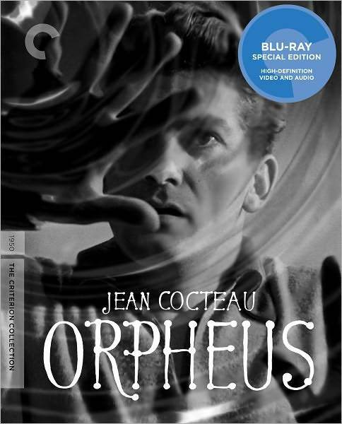 CRITERION COLLECTION: ORPHEUS (FULL SPEC B&W) - BLU RAY - Region A - Sealed