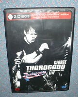 George Thorogood & the Destroyers LIVE 2 Disc set