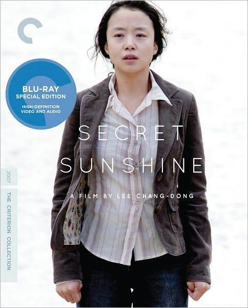 CRITERION COLLECTION: SECRET SUNSHINE - BLU RAY - Region A - Sealed