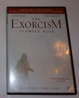 Film DVD: The Exorcism of Emily Rose (179)