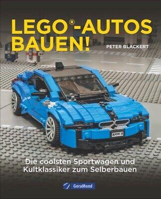 Lego Autos Auto bauen Modelle Fahrzeuge Anleitung Bauanleitung Buch Sportwagen ()
