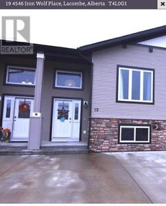 Townhouse in Lacombe