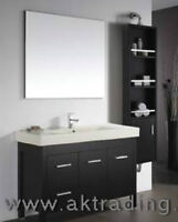Contemporary-modern vanity  Vanity is the first thing that you g