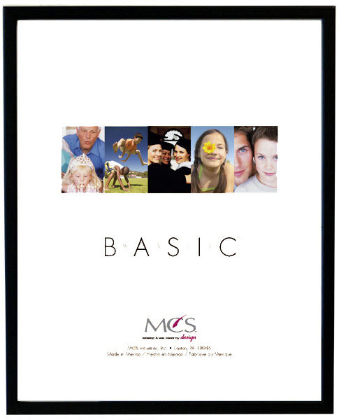 MCS East Village 11x17 Picture Frame Black