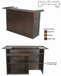 BAR  CABINETS,   IN  4 DIFFERENT STAIN COLORS Kingston Kingston Area image 4