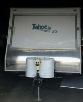 2003 Tahoe Lite By Thor Hybrid Bumper Pull Travel Trailer 17dt .