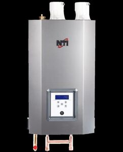 New nti 151c combi boiler hot water heater
